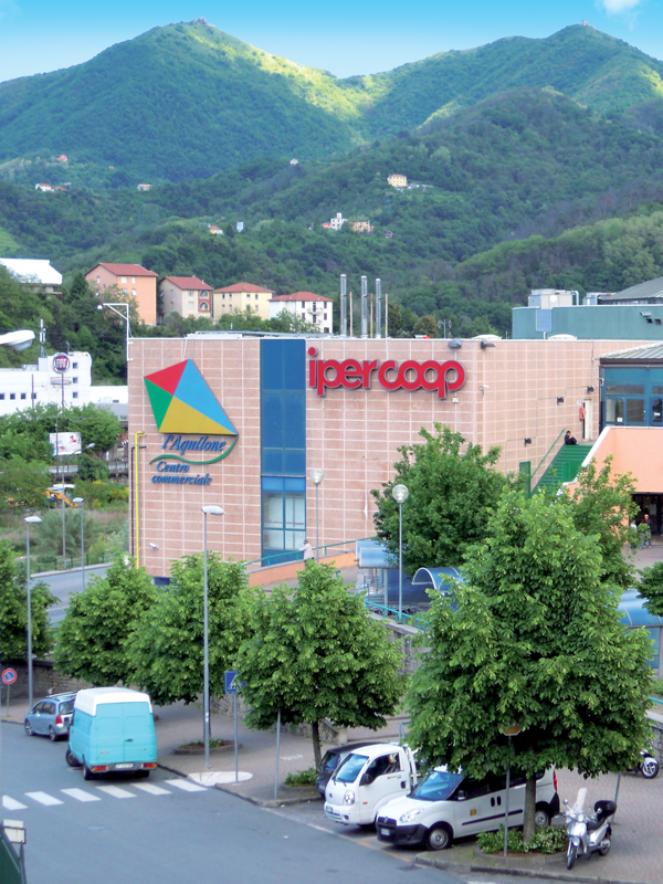 IperCoop – 7 Carte della Liguria