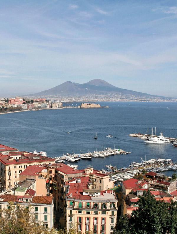 Welcome Napoli