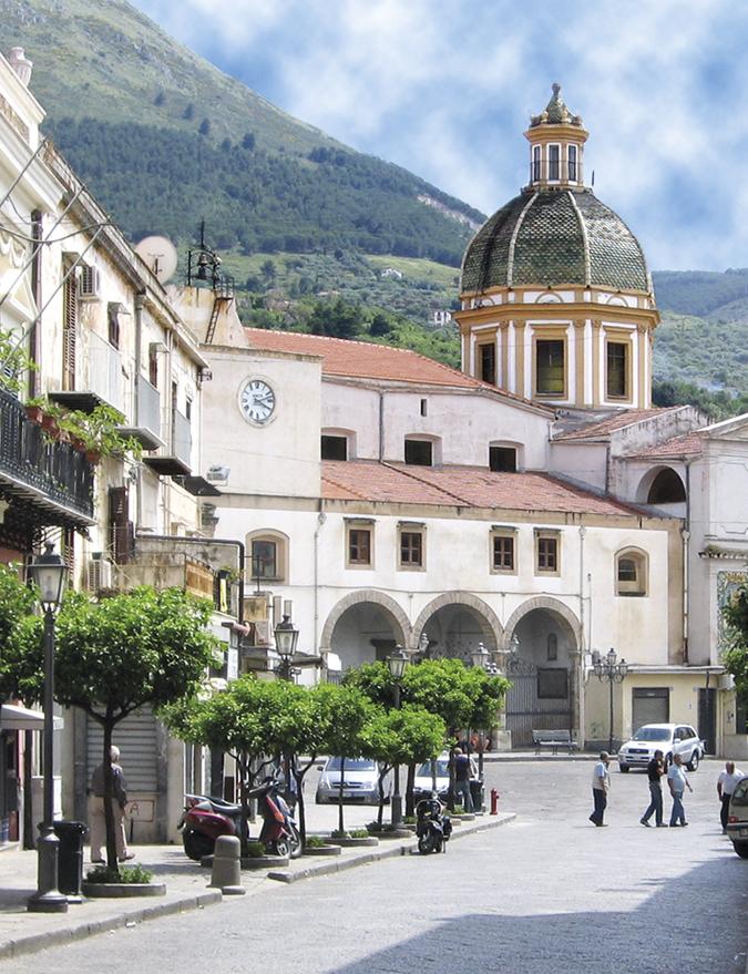 Carini, Mappa Turistica 2019