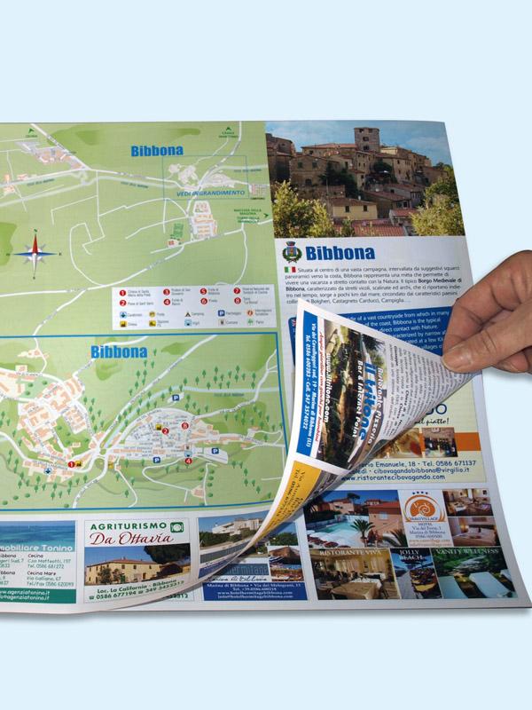 Mappe Turistiche Personalizzate