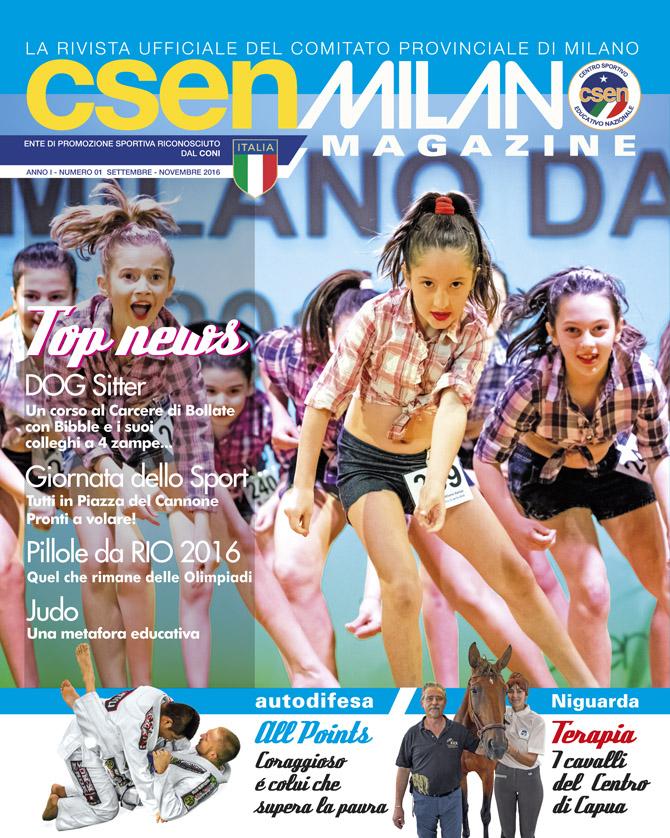 Csen Magazine settembre 2016