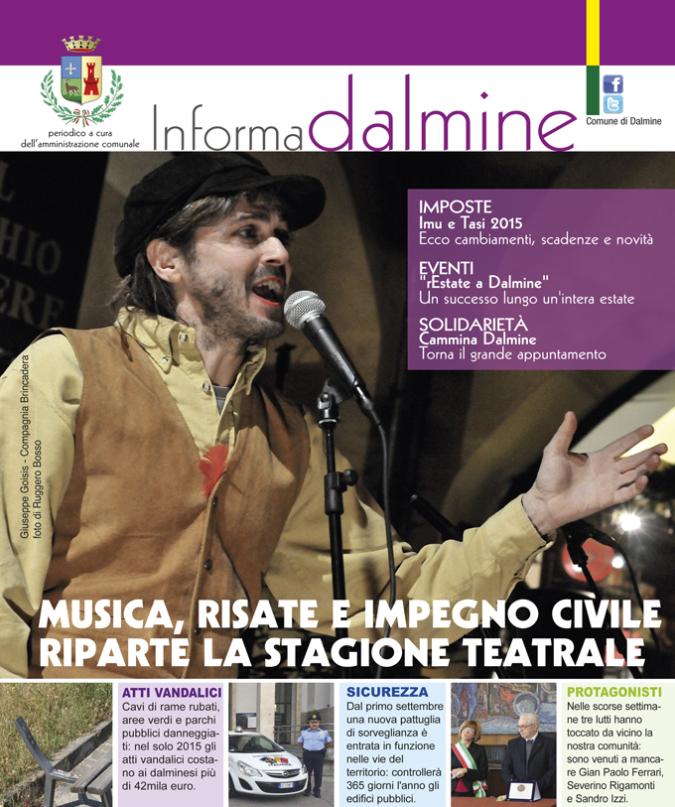 Informa Dalmine ottobre 2015