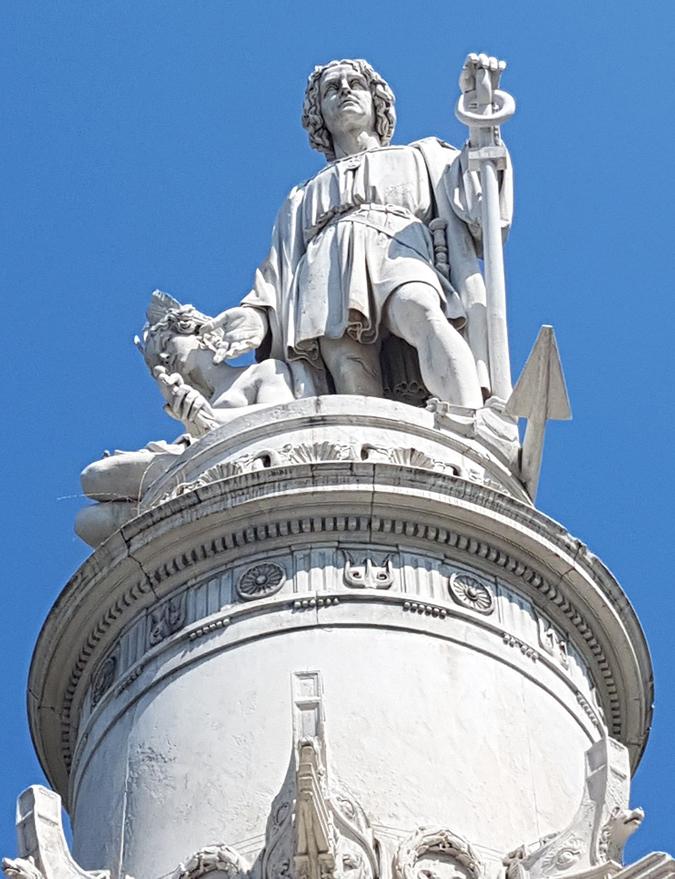 Genova, Mappa Turistica 2019