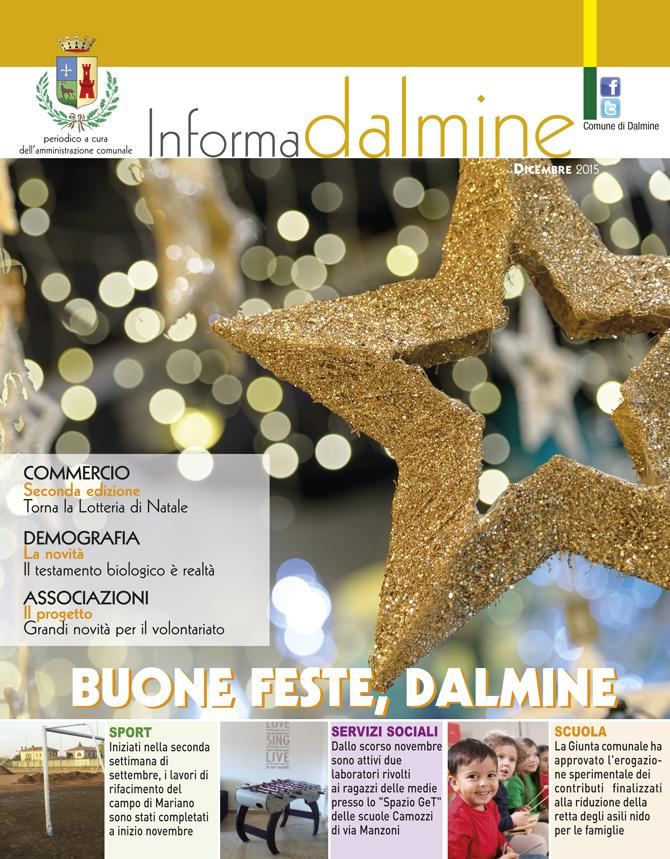 Informa Dalmine dicembre 2015