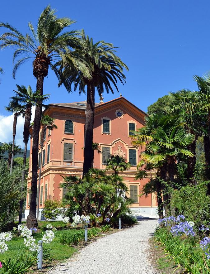 Rapallo, Mappa Turistica 2020