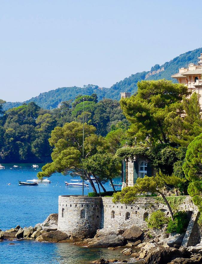 Santa Margherita Ligure, Mappa Turistica 2020