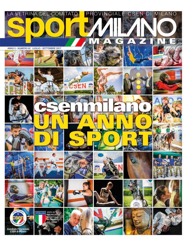 Sport Milano Magazine Edizione Luglio 2017