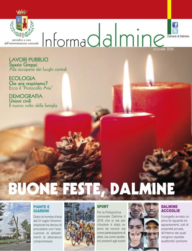 Informa Dalmine Dicembre 2016