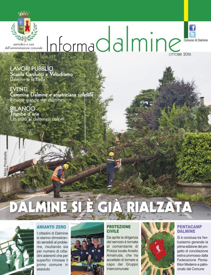 Informa Dalmine Ottobre 2016