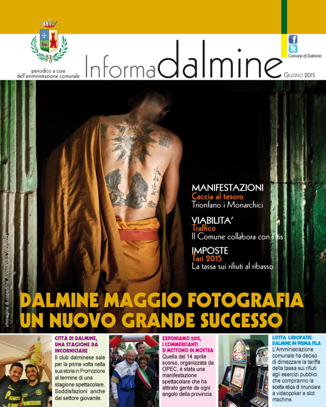 Informa Dalmine giugno 2015