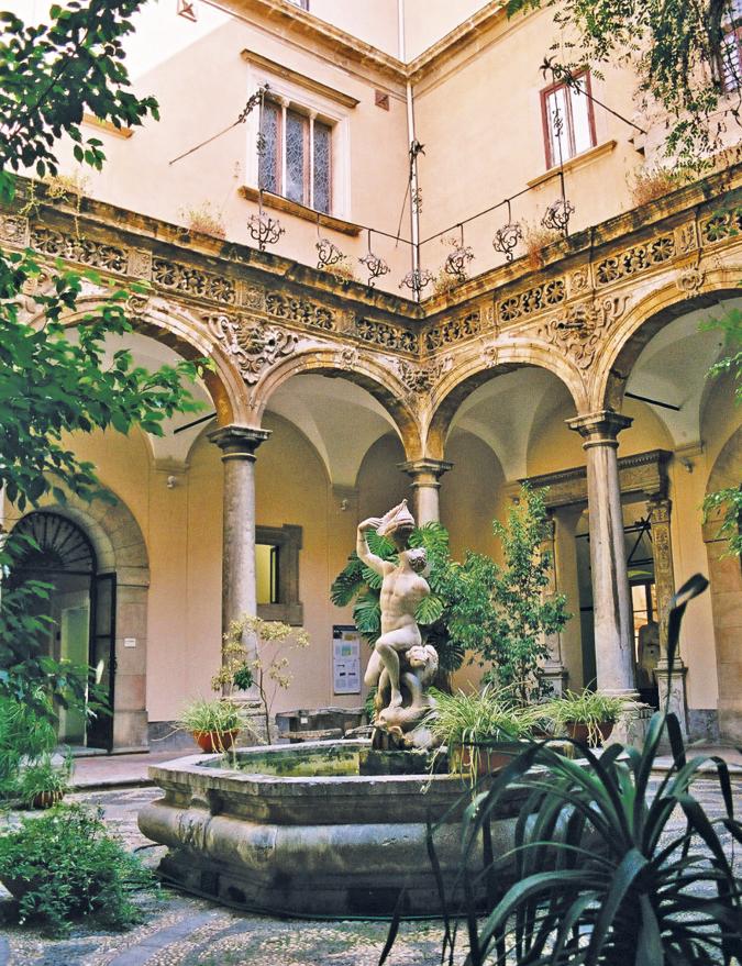 Palermo, Mappa Turistica 2019