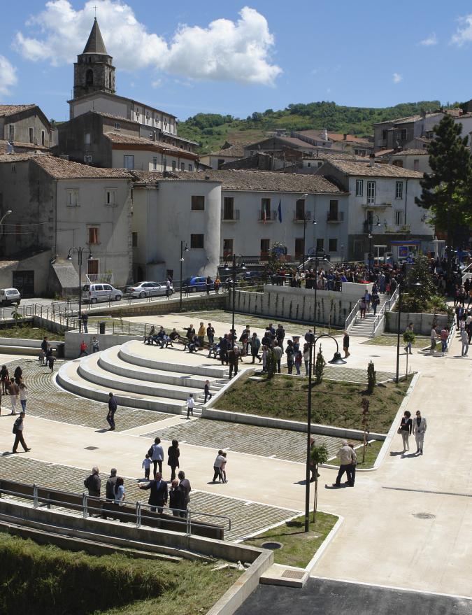 Riccia Carta Turistica